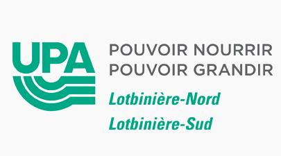 Logo UPA Lotbinière